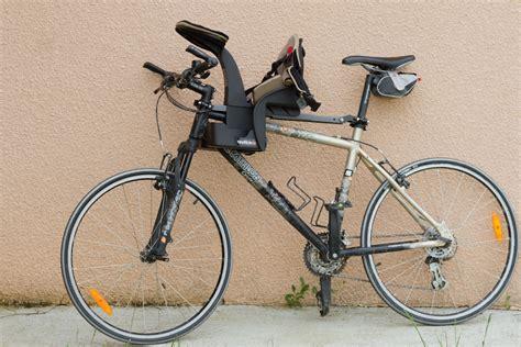 siege porte bebe velo test du porte bébé vélo weeride k luxe matos vélo