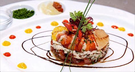 livre cuisine gastronomique visions gourmandes tartare de poisson fish tartar tartar