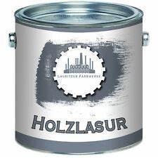 Holzlasur Für Innen : holzlasur innen g nstig kaufen ebay ~ Orissabook.com Haus und Dekorationen