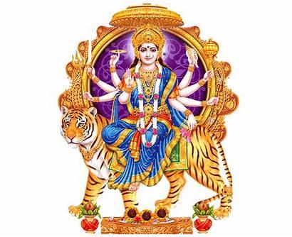Durga God Hindu Goddess Navratri Matha Indian