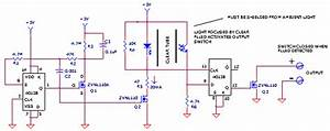 Sensor Circuit Schematic Diagram For Switch