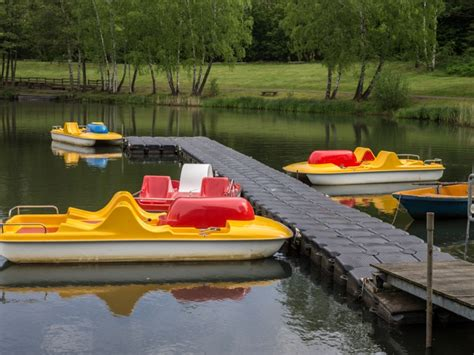 Pedal Boat Rental Utrecht by Cingplatz Bullerby Am Attersee Osnabr 252 Ck Germany