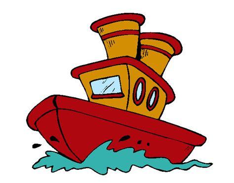 Barco Vikingo Animado barcos pintados imagui