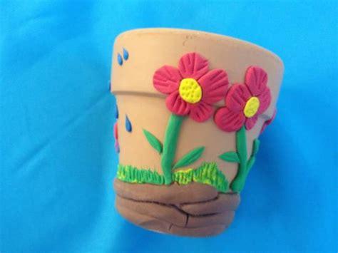 Clay Pot Decoration Ideas Kids Elitflat