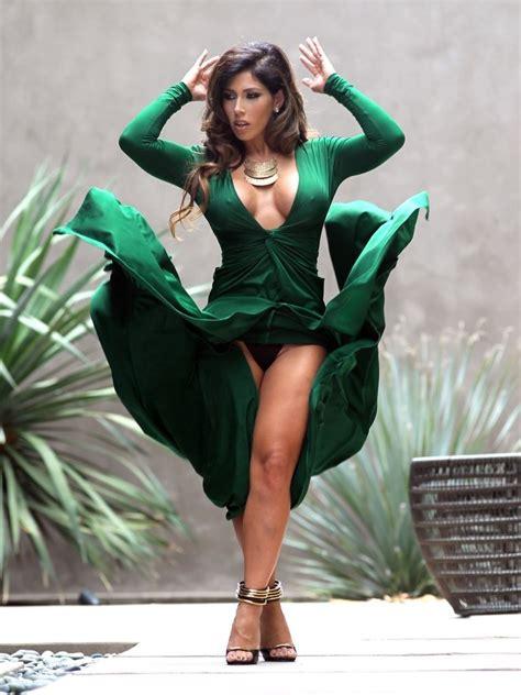 Carmen Ortega Hot In Green Dress At Photoshoot In