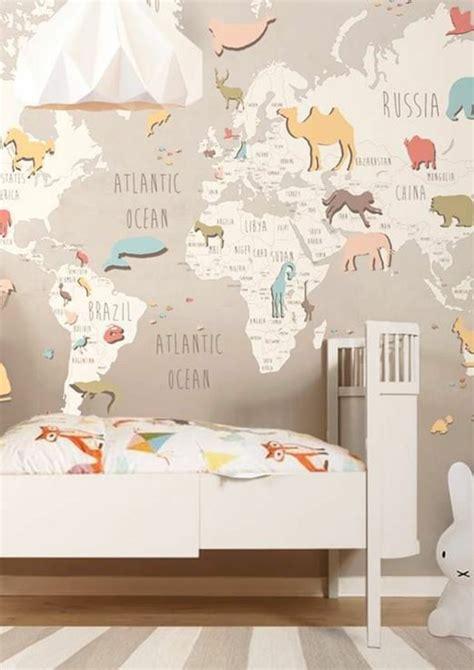 Wunderschöne Inspiration Tapete Kinderzimmer Und