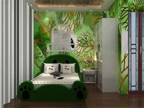 chambre panda le panda inn un hôtel conçu sur le thème panda