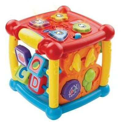 vtech busy learners activity cube  sale