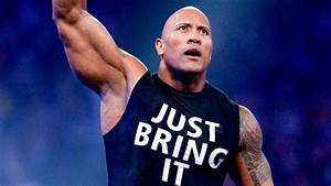 The Rock returns to WWE 'Raw,' lays the smackdown on The ...
