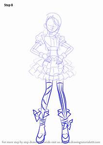 Learn How To Draw Shion Todo From Pripara  Pripara  Step By Step   Drawing Tutorials