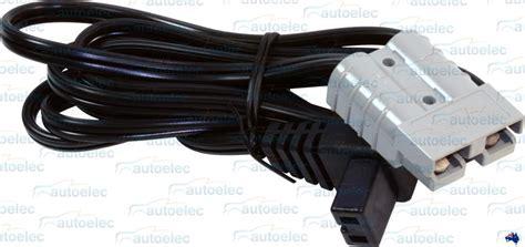 waeco 12v dc genuine cable lead cord suit cdf 35 cdf45 ebay