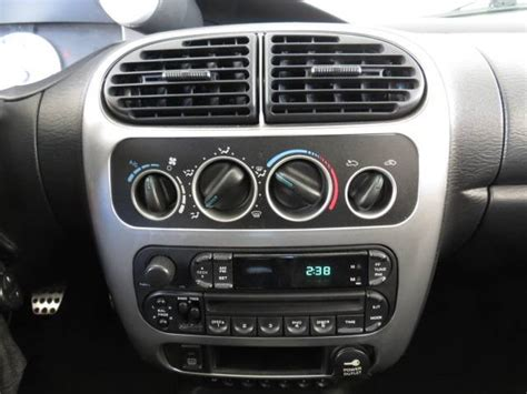 Simple Removal Steps For Dodge Neon Stereo With