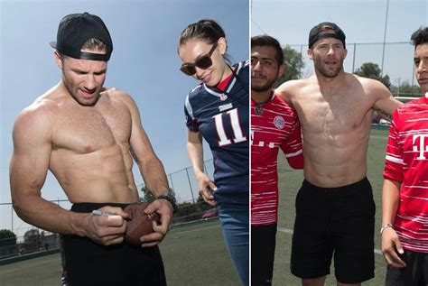 My New Plaid Pants Julian Edelman Is Still Naked You Guys