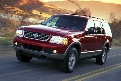 2002 Ford Explorer Recalls by 2002 Ford Explorer Overview Cars