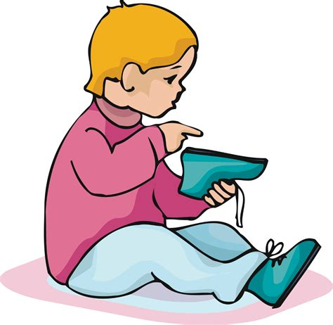 quot put on your own shoes day clipart quot calendarholidays xyz