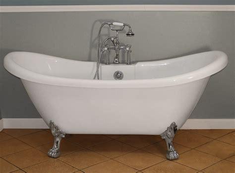in tubs the new alternative to cast iron randolph morris acrylic