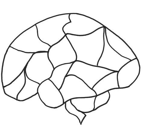 Blank Brain Template