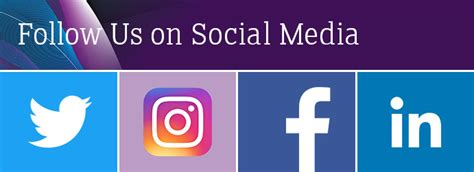 Follow Us On Social Media  Moulton College