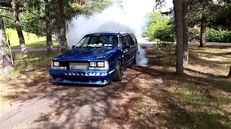 volvo  wagon   turbo  engine swap depot