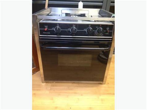 seaward princess lpg  burner marine stove woven comox