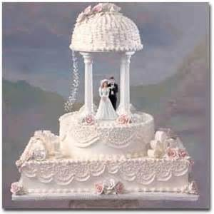 view size image - 2 Tier Wedding Cakes