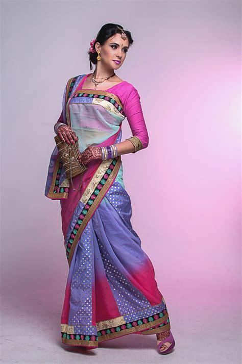 saree drape adapted coorgi style of saree draping coorgi style