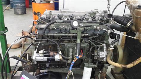 motor mwm x12 eletr 244 nico youtube
