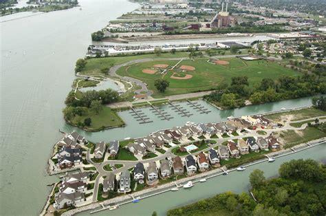 Boat Marinas In Detroit by Grayhaven Municipal Marina In Detroit Mi United States