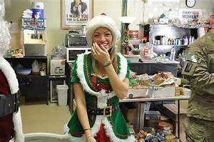 Frosty, festive fun at FOB Fenty - News - Stripes