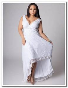 Plus size beach wedding dresses 14 for Beach plus size wedding dresses