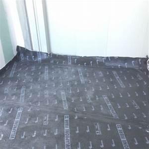 Isolant Sous Chape : chape fluide sur isolant dans un immeuble de logement sur ~ Melissatoandfro.com Idées de Décoration