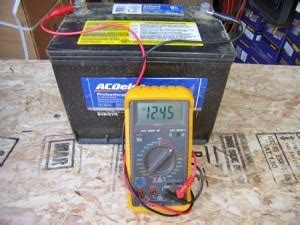 The simplest and best way to perform a car battery check is to use a car battery tester. How to Test a Car Battery the Correct Way