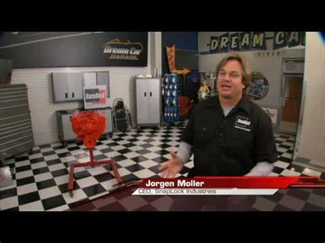 RaceDeck ®   featured on Dream Car Garage® TV Show   YouTube