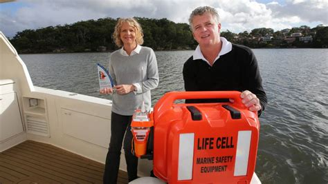 Boat Safety Devices by Boat Safety Device An Export Winner St George