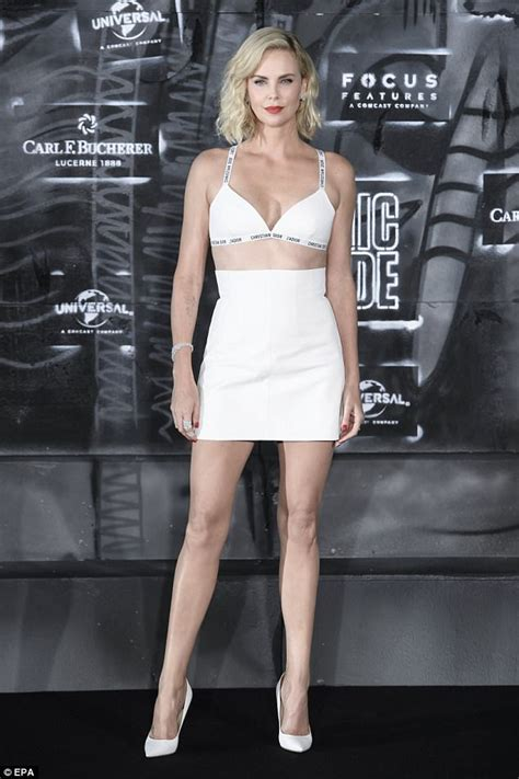 Charlize Theron Best How To Get Legs Like Charlize Theron