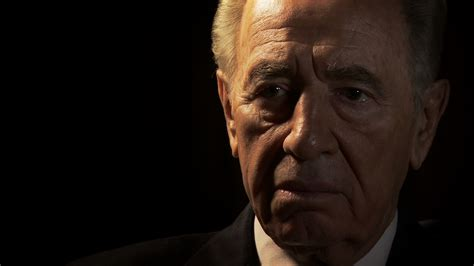 Wide Asleep in America: The Selective Memory of Shimon Peres