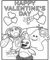 Valentine Coloring Valentines Printable Happy Cards Sheets Pdf Spongebob Getcolorings Fresh Duathlongijon sketch template