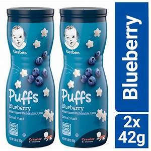 Buy Everything  5 99  Gerber Puffs  Yogurt Melts  Lil