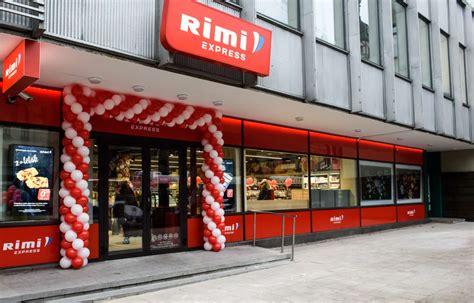 Rimi - Brīvības ielā 49/53 atvērts jauns Rimi veikals