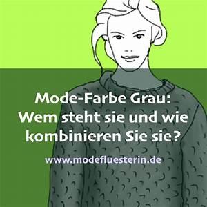 Farbe Für Kleidung : mode farbe grau wem steht das und was passt dazu ~ A.2002-acura-tl-radio.info Haus und Dekorationen