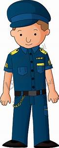 Police officer cartoon clipart image 5 - Cliparting.com