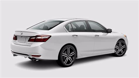What Are The Different 2017 Honda Accord Trim Levels?