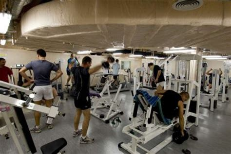 salle de sport musculation vigilance envers l adversaire