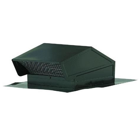 10 inch attic fan broan roof vent cap w der 3 1 4x10 quot or 8 quot pipe duct