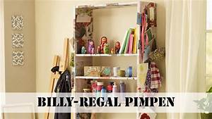 Regal Ikea Billy : ikea billy regal pimpen youtube ~ Markanthonyermac.com Haus und Dekorationen