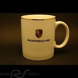Tasse à Thé : tasse caf porsche logo et dor e selection rs ~ Teatrodelosmanantiales.com Idées de Décoration