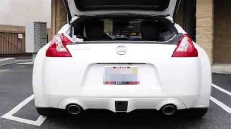 370z Lights by Ijdmtoy Nissan 370z Led Rear Fog Light Demo