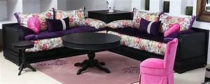 Modele De Salon : tout sur le salon marocain moderne ~ Premium-room.com Idées de Décoration