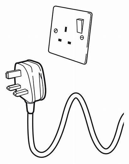 Plug Socket Graphic