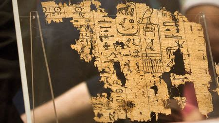 oldest papyrus  discovered revealed  egyptian museum